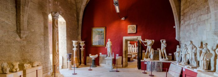 Parte del Museo de Historia de la Ciudad