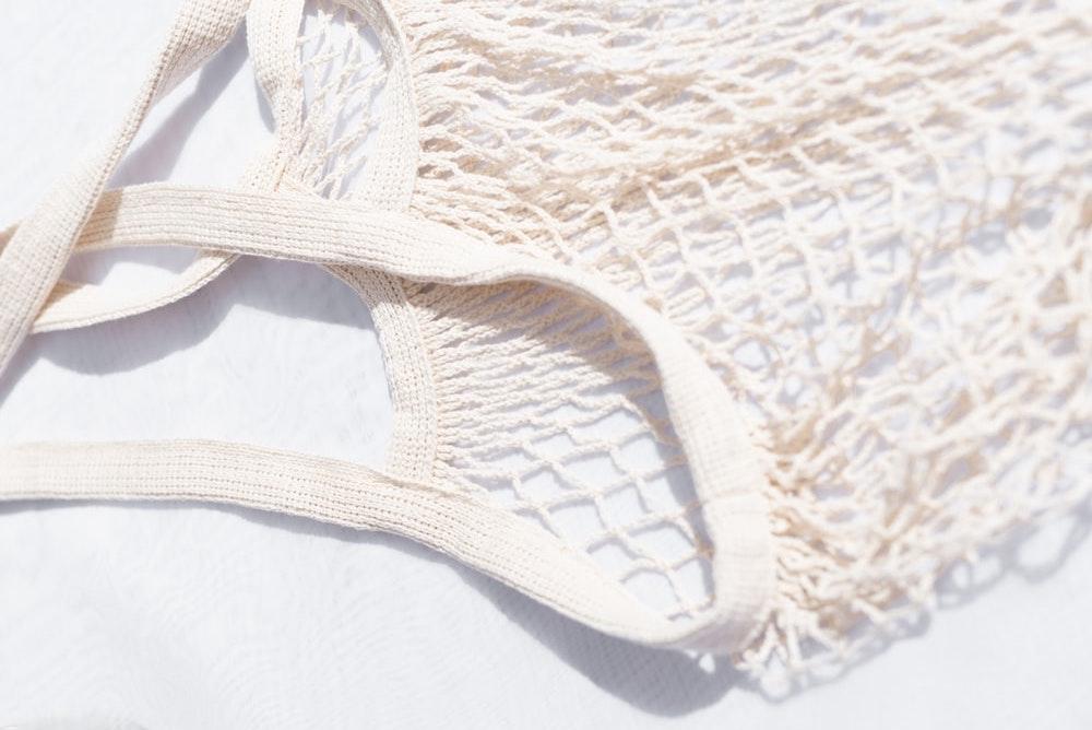Bolsa de tela reciclable